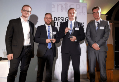 """HARTING recognized as 'Innovator of the Year"""" by DESIGN&ELEKTRONIK magazine"""