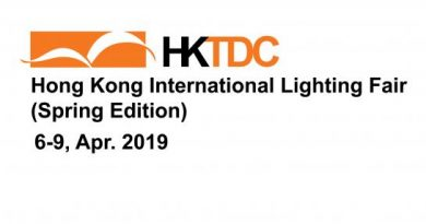 HKTDC Hong Kong International Lighting Fair (Spring Edition) 2019