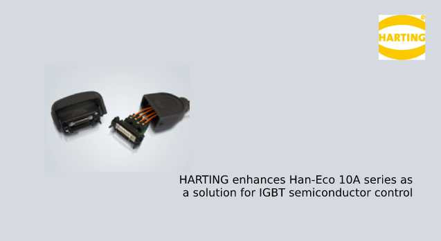 harting product launch