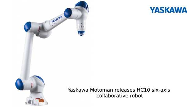 Yasakawa product launch