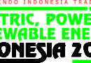 Electric,Power & Renewable Energy Indonesia 2017